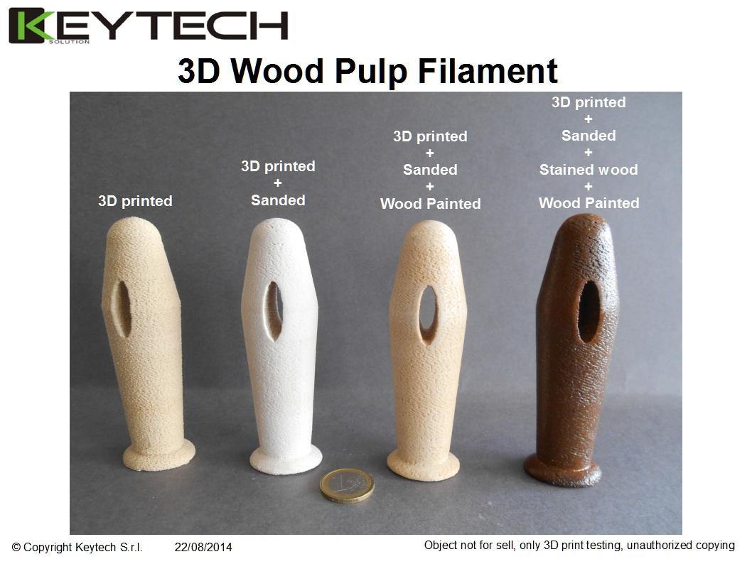 3d printing wood pulp filament. Black Bedroom Furniture Sets. Home Design Ideas